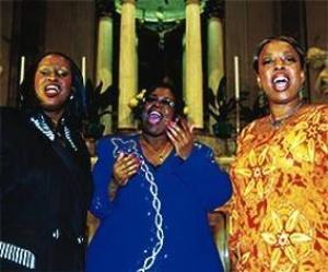 the gospel girls