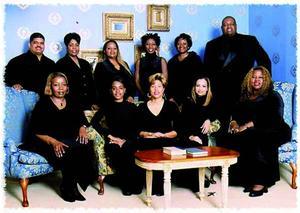 robin brown and atlanta gospel choir