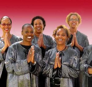 sisters & daughters of praise