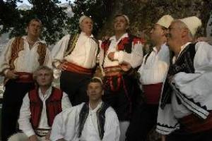coro polifonico tirana