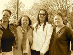 mothers of gospel