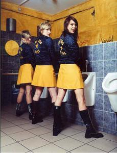 hoo doo girls