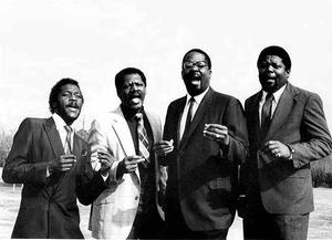 first revolution  gospel singers