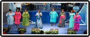 the anointed pace sister