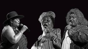 WOMAN OF CHICAGO BLUES Band