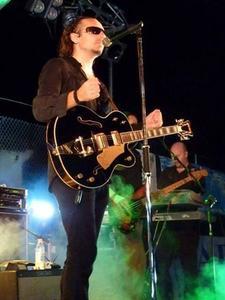 VELVET DRESS - Tributo U2
