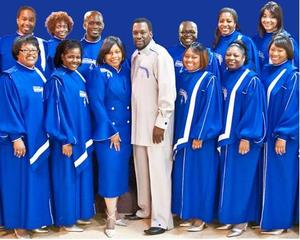chicago mass choir ensemble