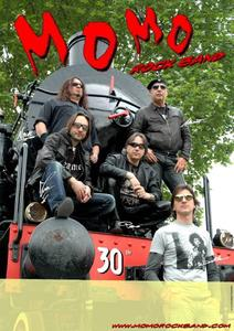 momo rock band