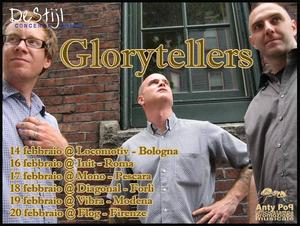 glorytellers ex karate