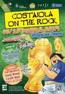 COSTAIOLA ON THE ROCK