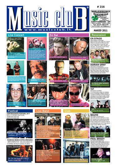 MusicClub numero 216