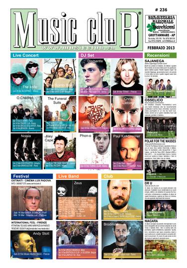 MusicClub numero 236