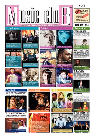 MusicClub numero 250