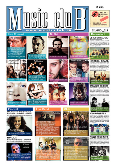 MusicClub numero 251
