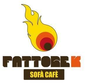 FATTORE K Sofà Cafè