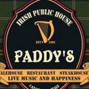 PADDY'S Irish Public House