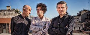 servillo - girotto - mangalavite trio