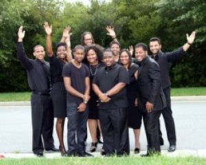 THE MOUNT UNITY GOSPEL CHOIR feat. Earl Bynum