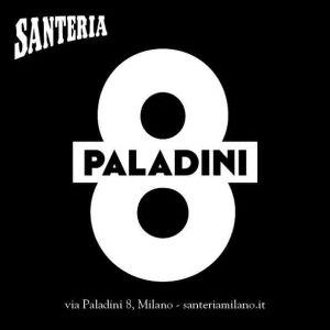 SANTERIA PALADINI 8