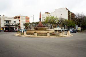 Piazza Matteotti di Francavilla Fontana
