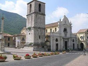Piazza San Michele di Solofra