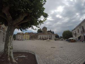 Piazza Roma di Pontelandolfo