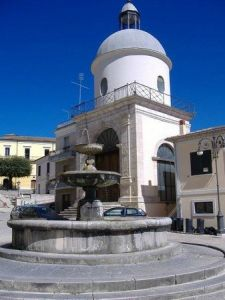 Piazza Umberto I di Gesualdo