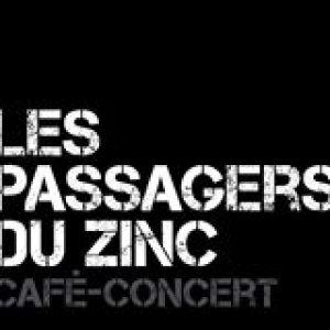 LES PASSAGERS DU ZINC