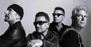 U2: annunciano il THE JOSHUA TREE TOUR 2017. UNICA DATA ITALIANA, 15 LUGLIO – ROMA – STADIO OLIMPICO