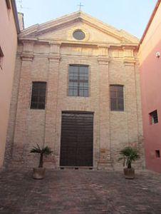 Chiesa del Suffragio (di San Salvatore) di Savignano sul Rubicone