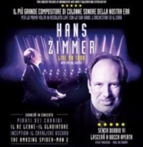 hans zimmer and his band