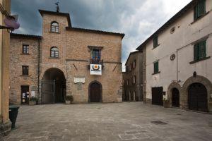 Piazza San Martino di Apecchio