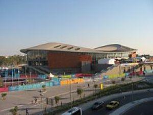 Faliro Sports Pavilion Arena
