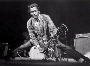 A 90 anni si è spento Chuck Berry, il Re del Rock'n'Roll. Lunga vita al Re.