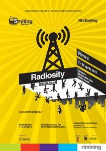 "Smiting Festival 2017 8a ed.  Rimini 7-25/04/2017  ""Radiosity -libertà on air"""