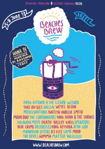 Final Line-Up Announced for Beaches Brew 2017 takes place June 5-8