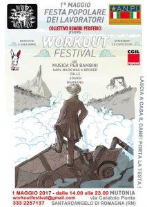 01 Workout Festival Del 1° Maggio a Santarcangelo Di Romagna