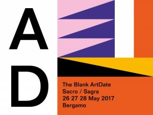THE BLANK ARTDATE