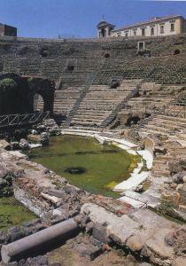 Teatro Greco - Romano e Odèon Catania