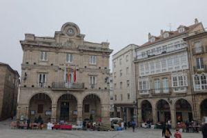 Concello de Orense / Sala del Ayuntamiento