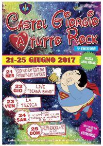 Castel Giorgio a Tutto Rock