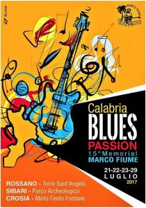Calabria Blues Passion - Memorial Marco Fiume