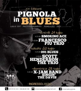 PIGNOLA IN BLUES