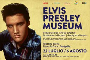 """Un assaggio di Mempphis è in arrivo a Senigallia dal 22 luglio al 6 agosto con la mostra """"Elvis Presley Museum""""."""
