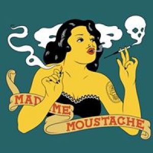 Madame Moustache brussels