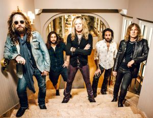 THE DEAD DAISIES IN TOUR IN EUROPA