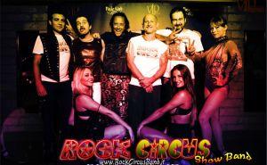 ROCK CIRCUS  BAND