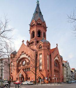 Passionskirche Berlin