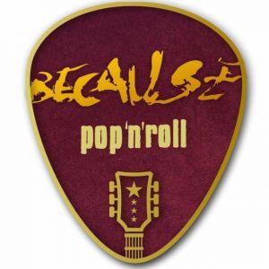 Because pop 'n' roll