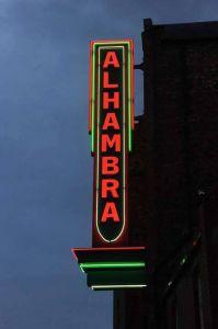 The Alhambra Theatre